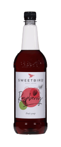 Sweetbird Raspberry Syrup - 1 Litre